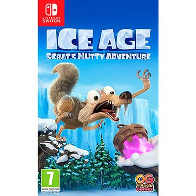 Ледниковый период: Сумасшедшее приключение Скрэта