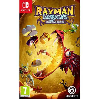 Rayman Legend - Definitive Editition