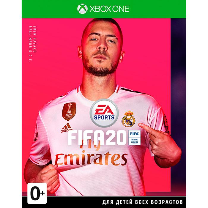 FIFA 20 игра для Xbox One [XBOFI20]