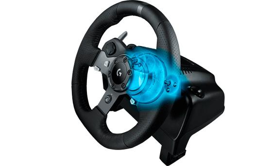 Logitech G920 Driving Force изображение 3