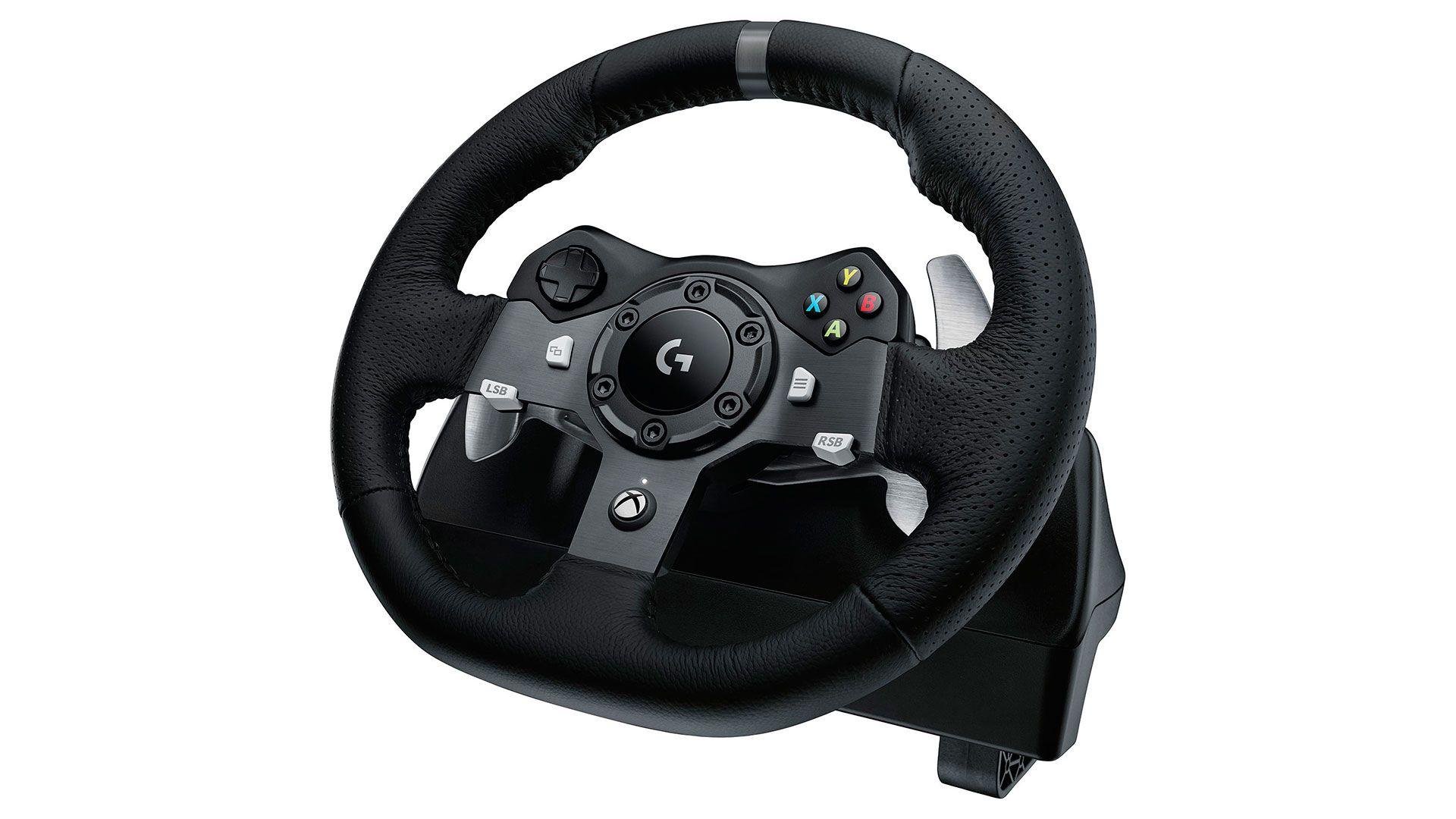 Logitech G920 Driving Force изображение 1