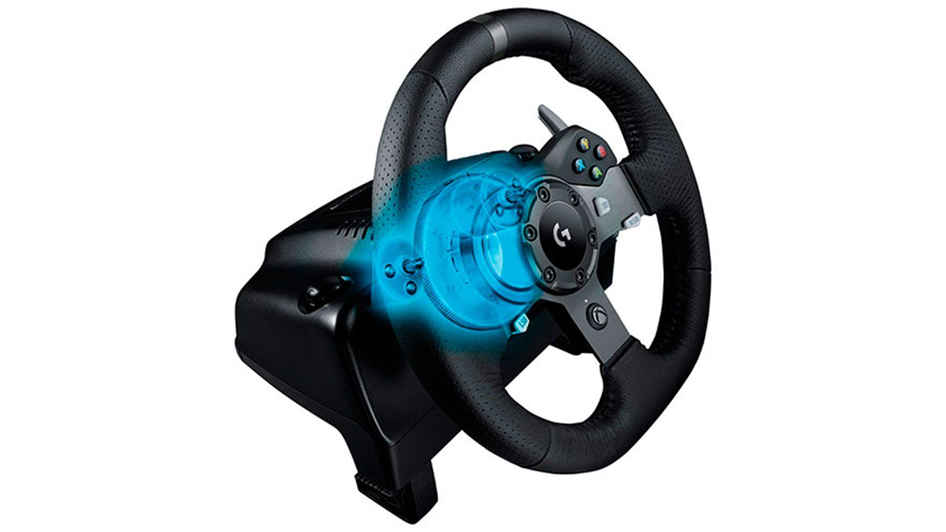 Logitech G920 Driving Force изображение 5
