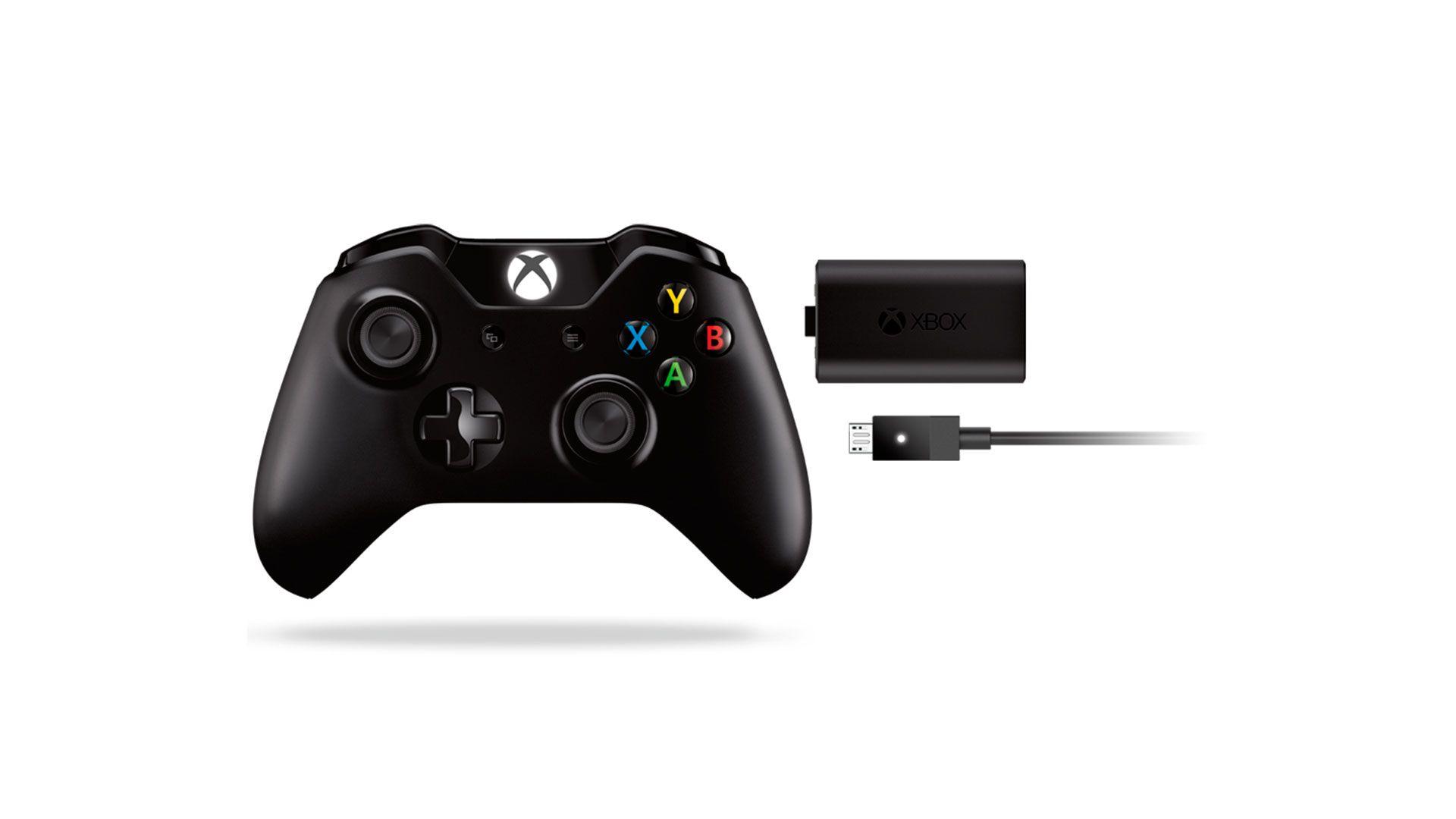 Xbox One беспроводной джойстик с зарядным устройством [XOWCZ]