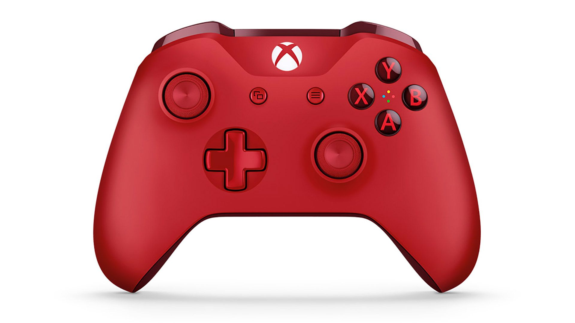 XBox One S Controller Wireless Red изображение 0