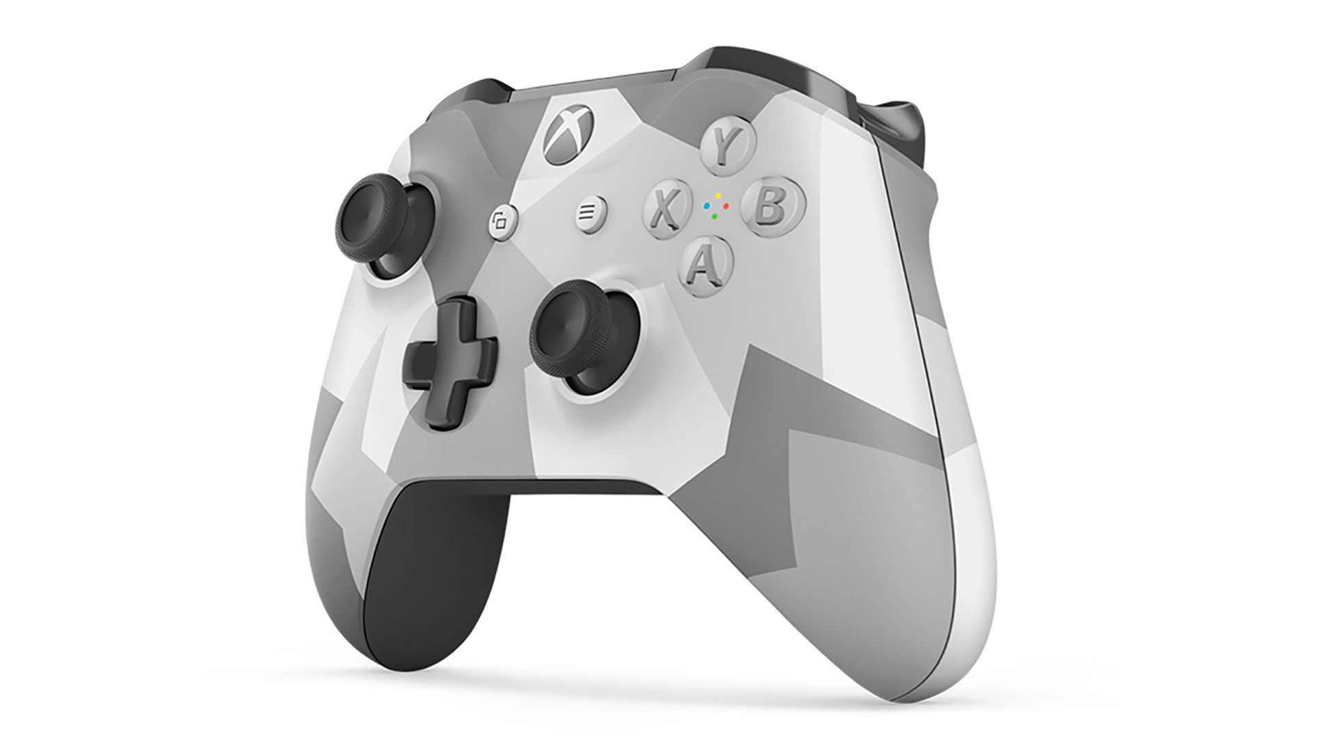 XBox One S Controller Wireless Winter Forces