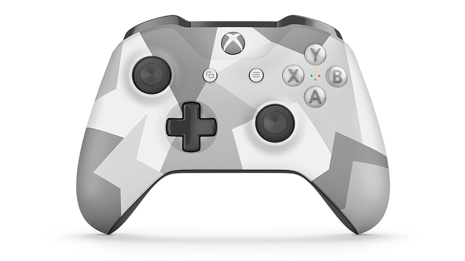 XBox One S Controller Wireless Winter Forces изображение 0