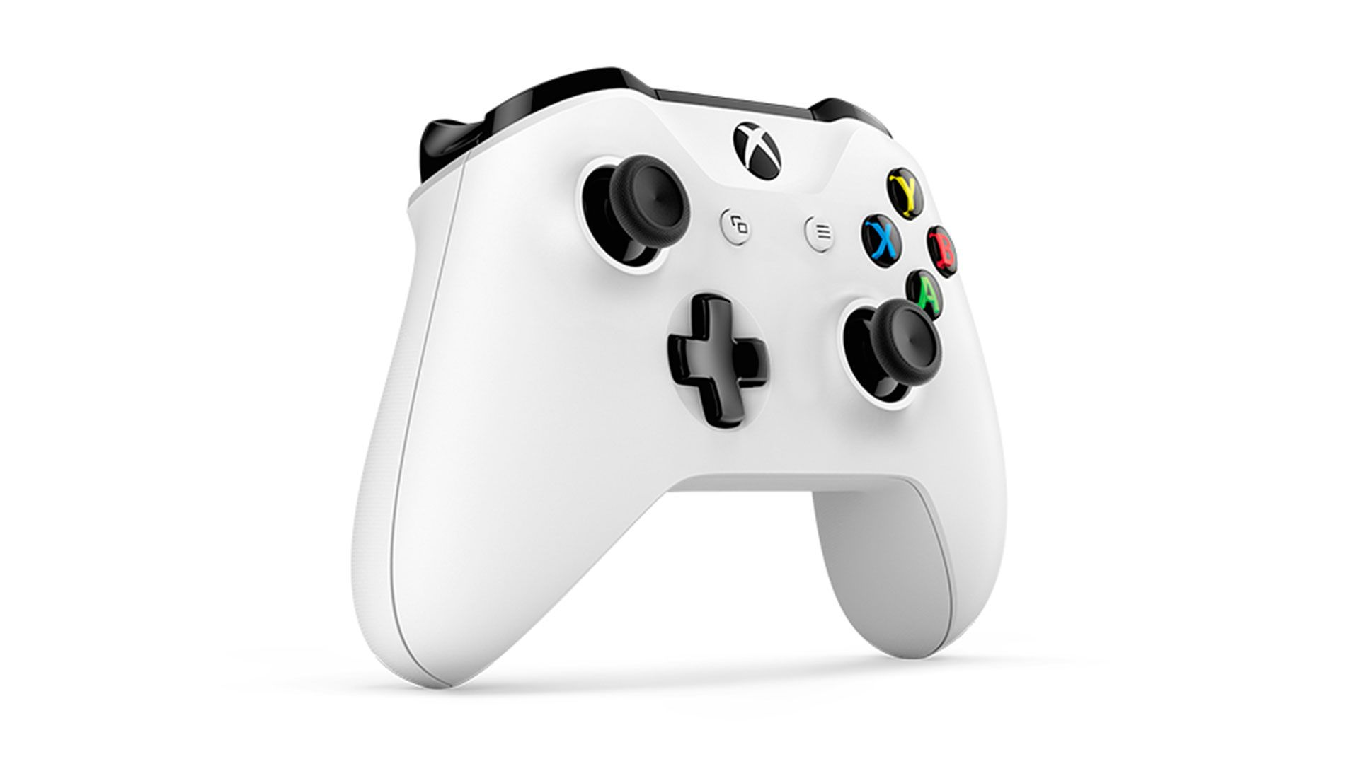 Xbox One белый геймпад изображение 1