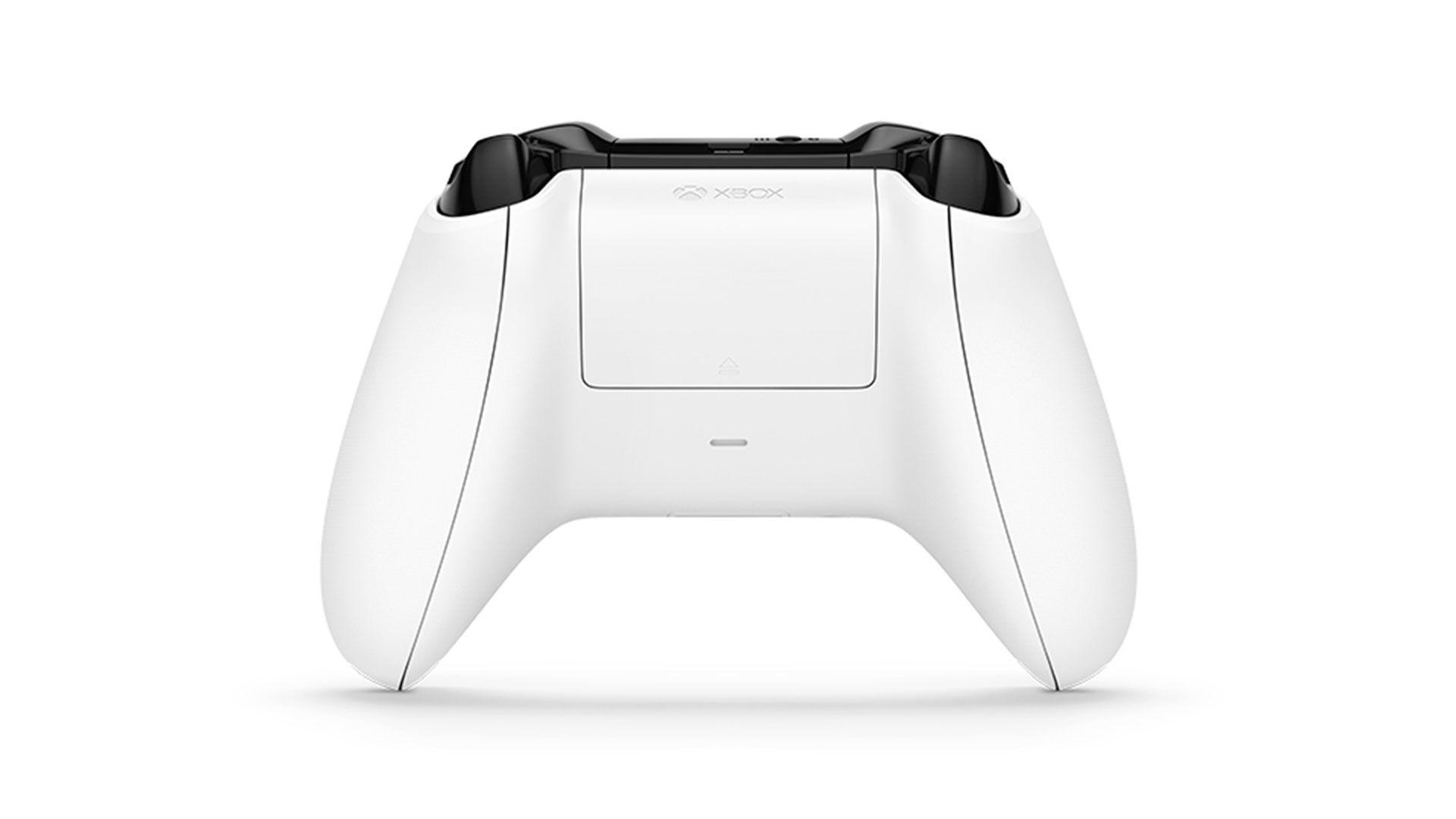 Xbox One белый геймпад изображение 2