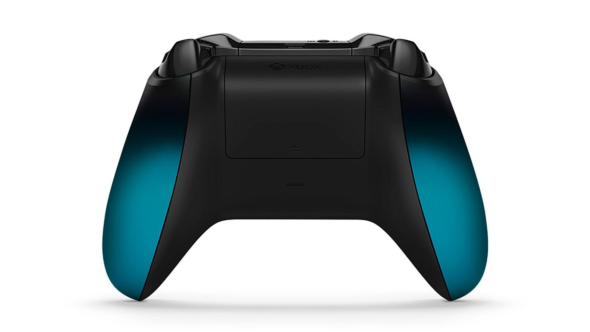 XBox One геймпад синий изображение 2