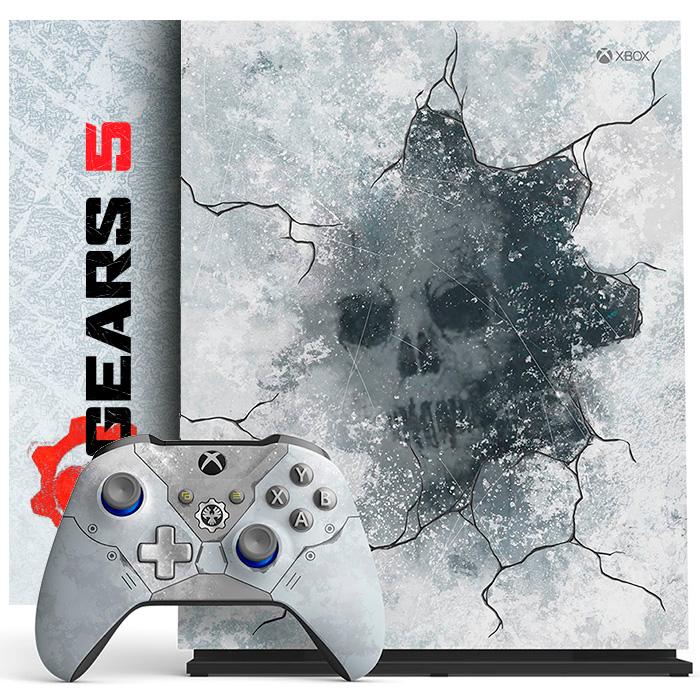 Xbox One X Gears 5