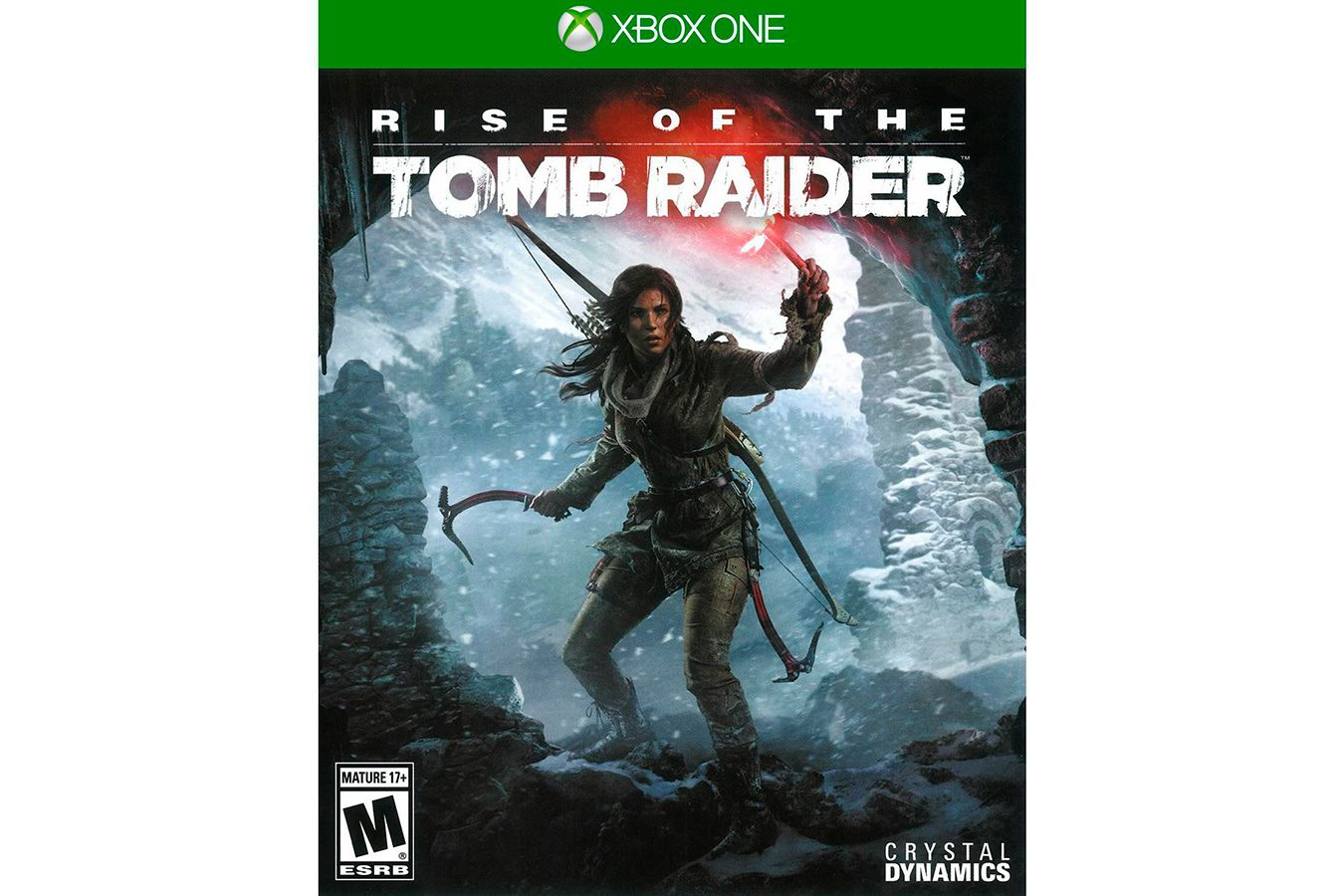 Xbox One Tomb Raider подарочная версия  изображение 1