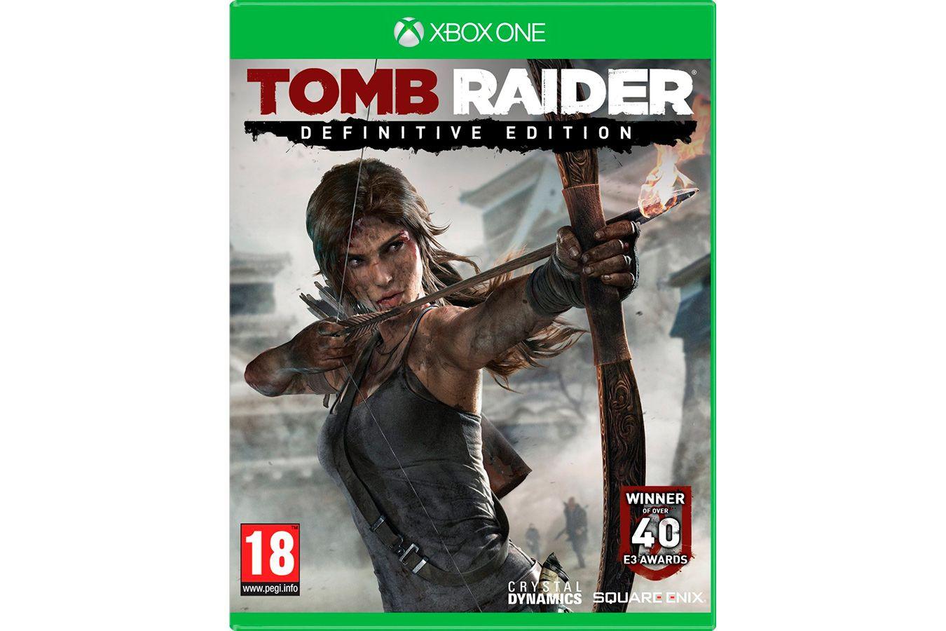 Xbox One Tomb Raider подарочная версия  изображение 2