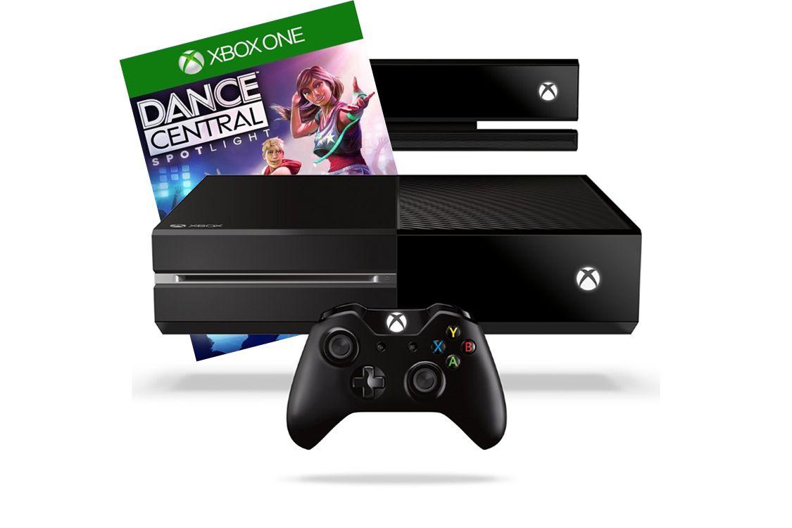 Xbox One 500Gb  Kinect и Dance Central Spotlight [XO1DCS]