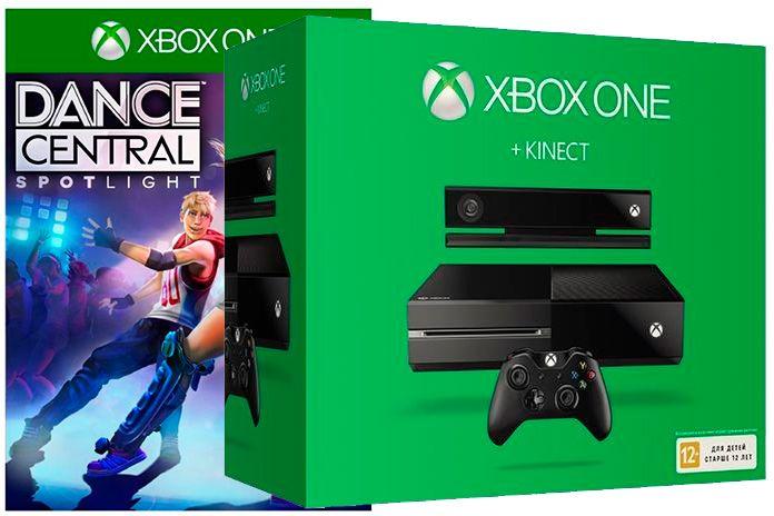 Xbox One Dance Central Spotlight подарочная версия  изображение 0