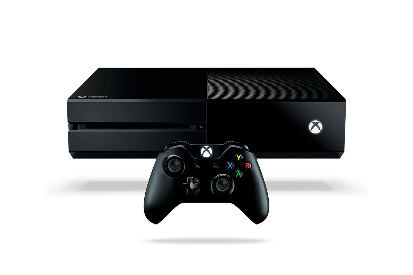 Microsoft Xbox One 500Gb игровая приставка [XO5]