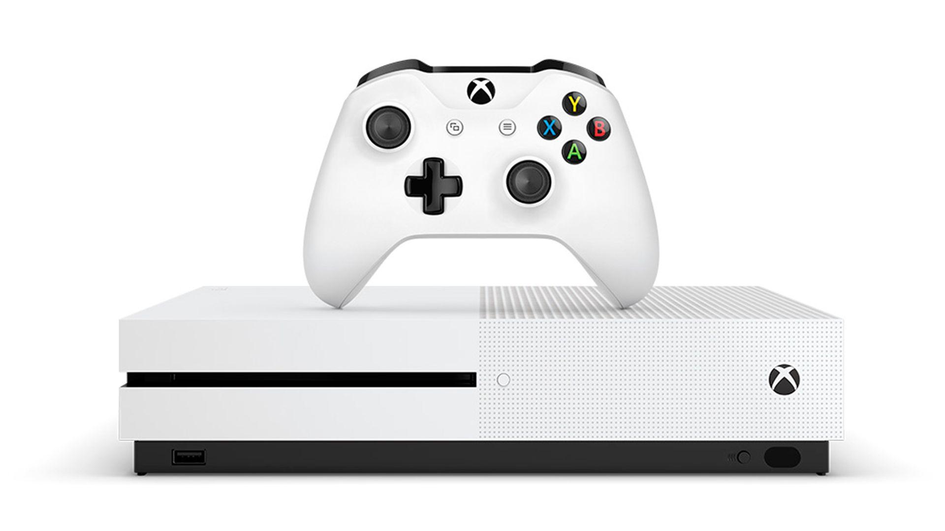Xbox One S 1Tb FIFA 17 изображение 4