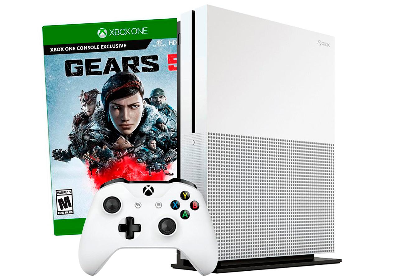 Xbox One S 1Tb Gears 5 Bundle [SXO1GR5]