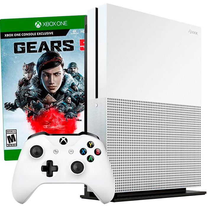 Xbox One S и Gears 5