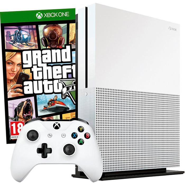 Xbox One S 1Tb GTA V