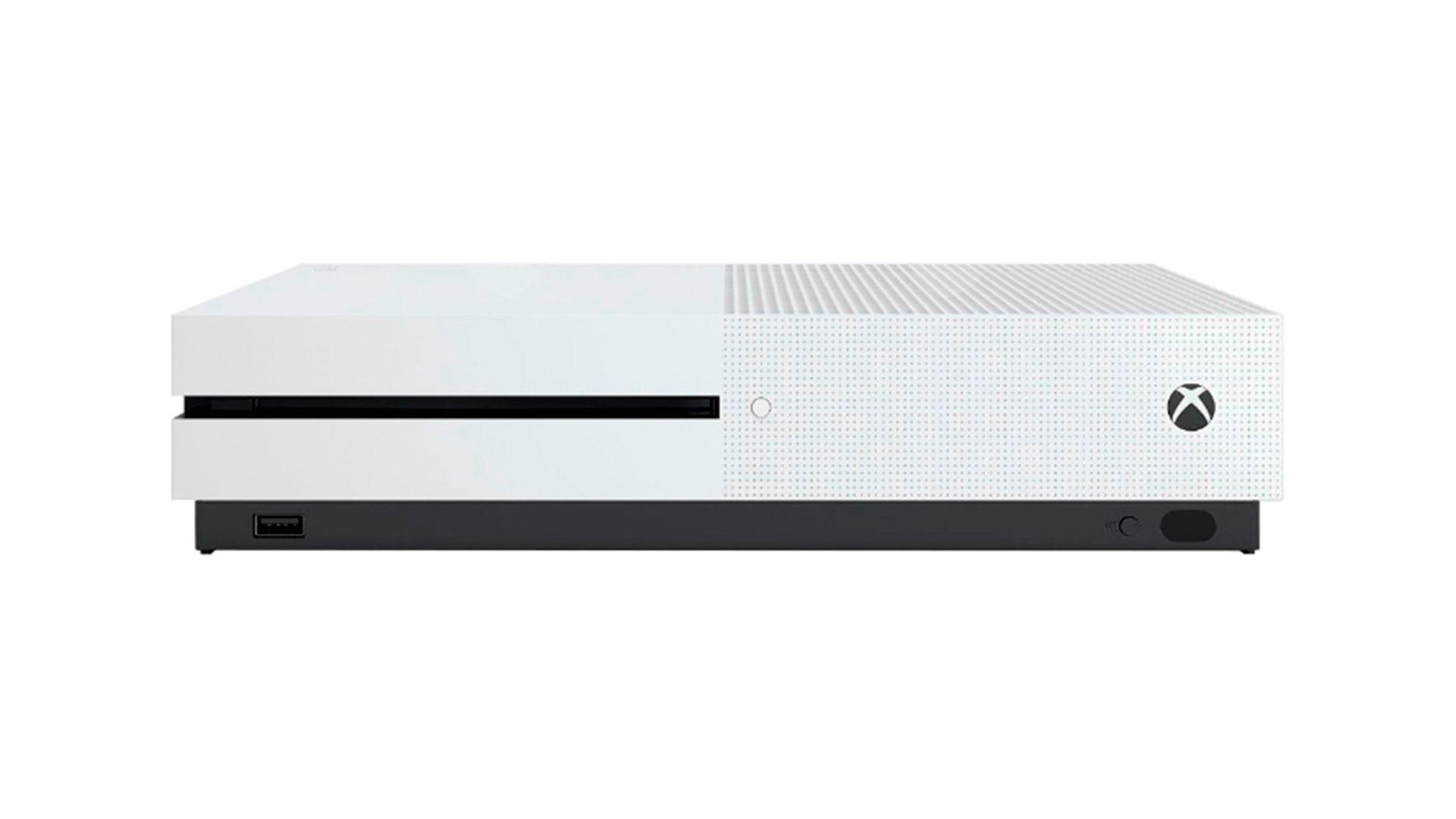 Xbox One S 500Gb 2 джойстика изображение 0