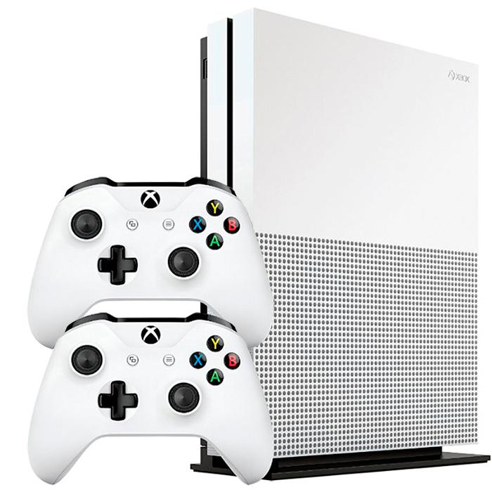 Xbox One S 500Gb 2 джойстика