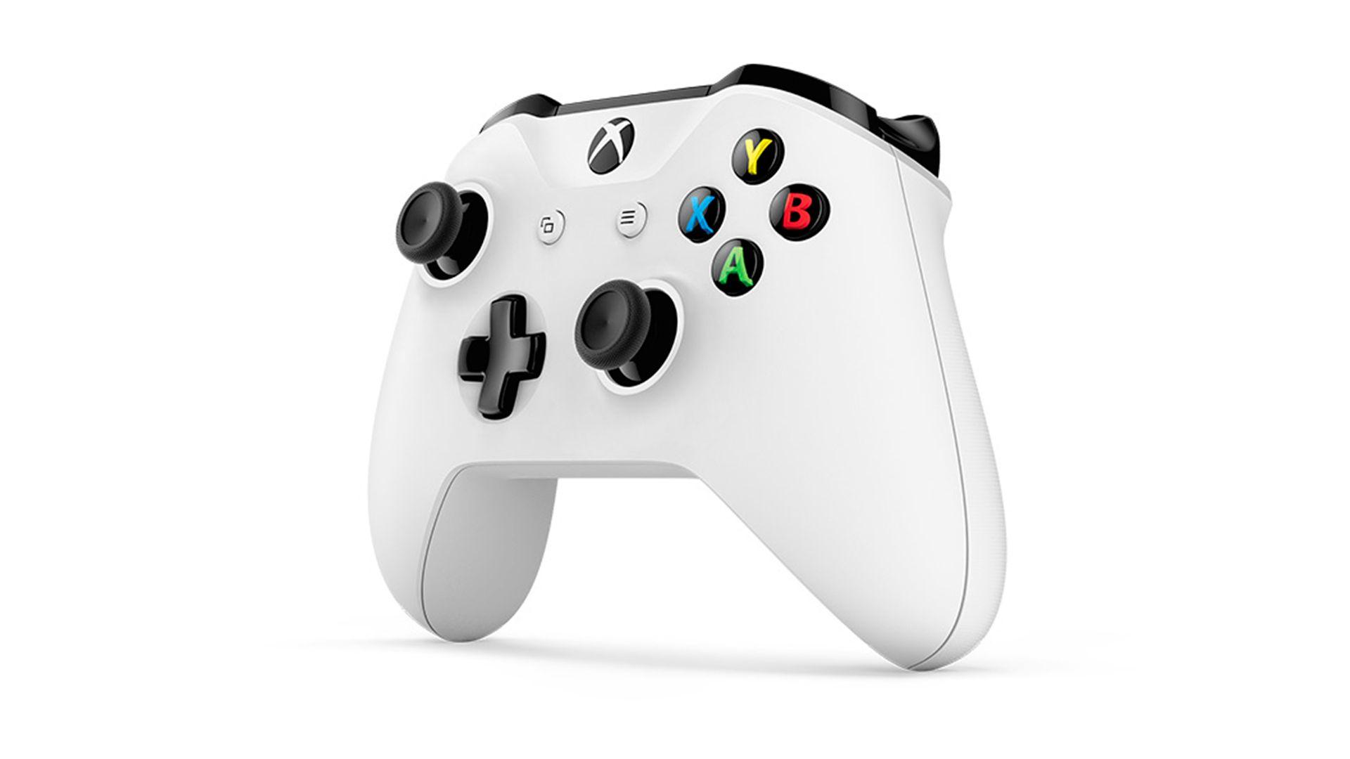 Xbox One S 500Gb 2 джойстика и FIFA 17 изображение 1