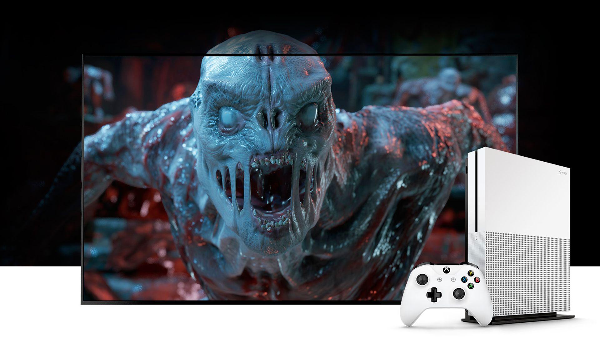 Xbox One S 500Gb FIFA 17 изображение 6