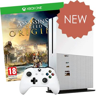 Xbox One S 500Gb Assassins Creed