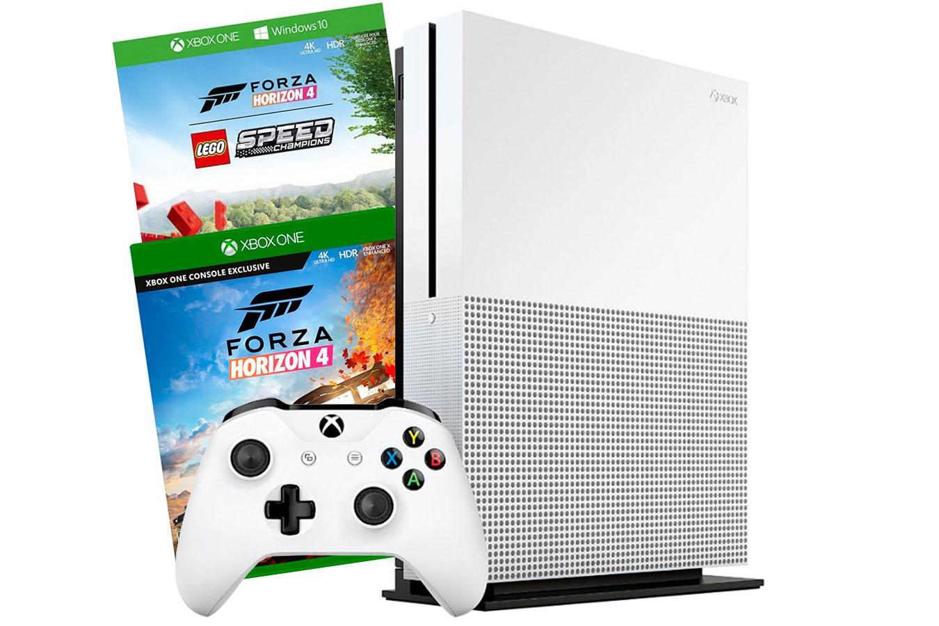 Xbox One S 1Tb FORZA Horizon 4 Speed Champions [SXO1F4SC]