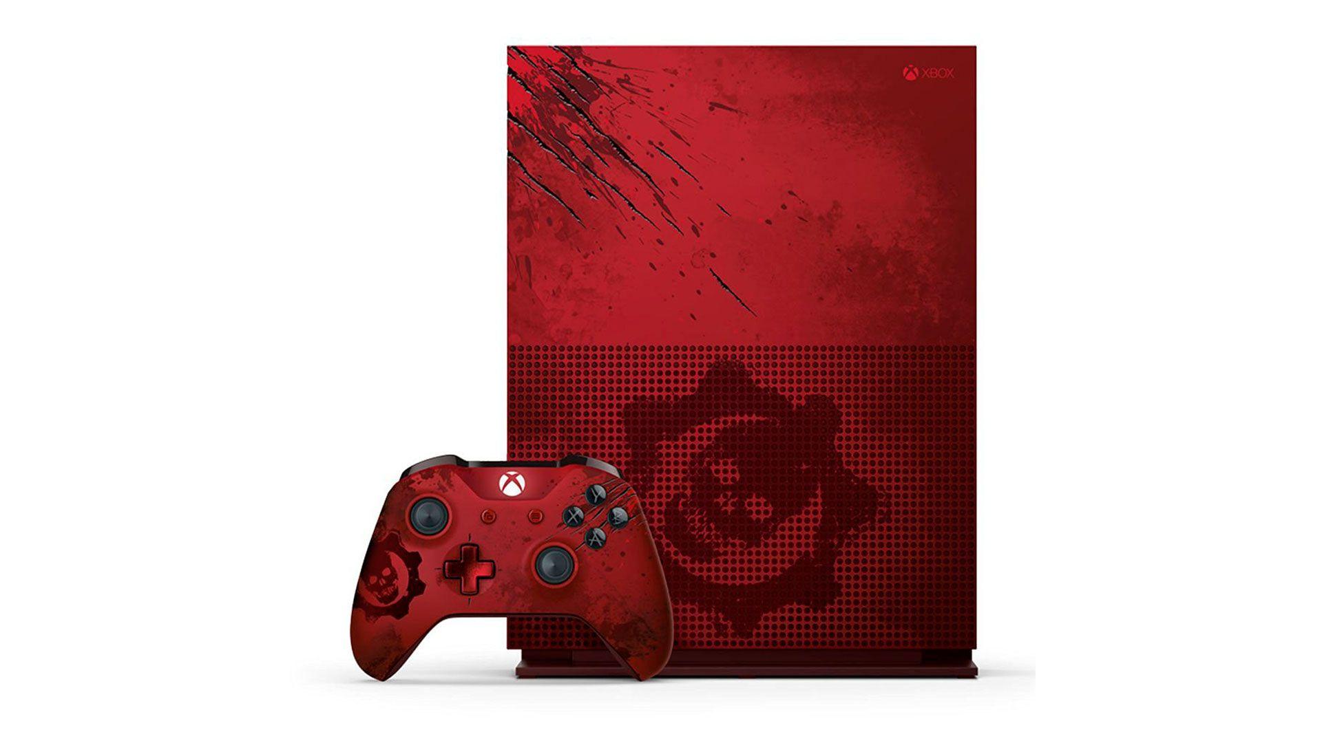 Xbox One S 2Tb Gears of War 4 изображение 1
