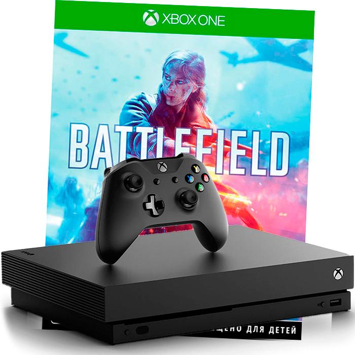 Xbox One X Battlefield V