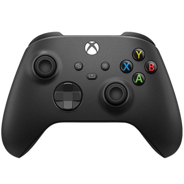 Геймпад Microsoft Xbox Series черный карбон [QAT-00002]