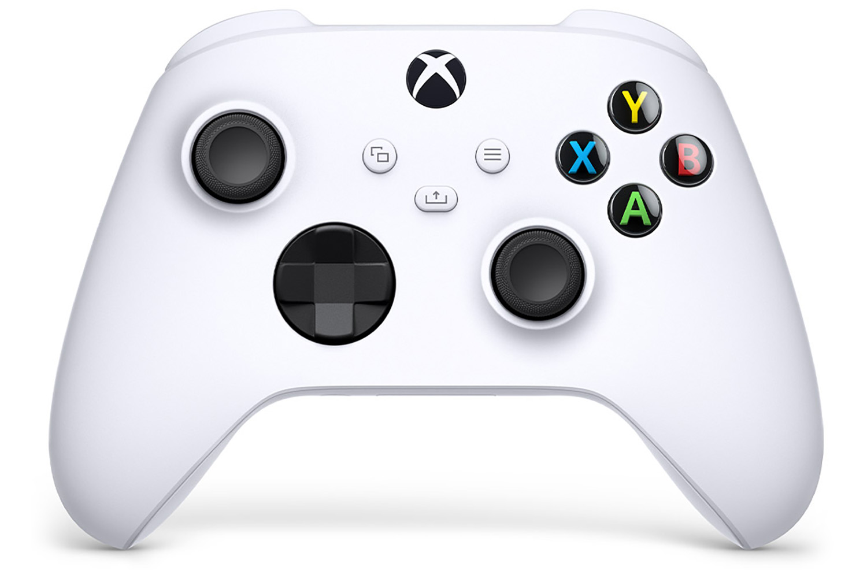 Геймпад Microsoft Xbox Series Robot White [QAT-00003]