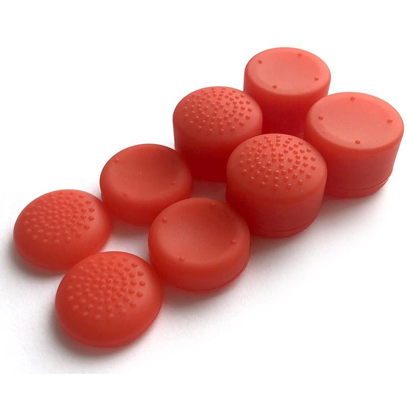 Красные накладки