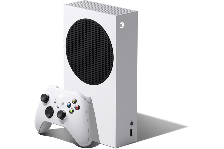 Xbox Series S белый [XBSeZ]