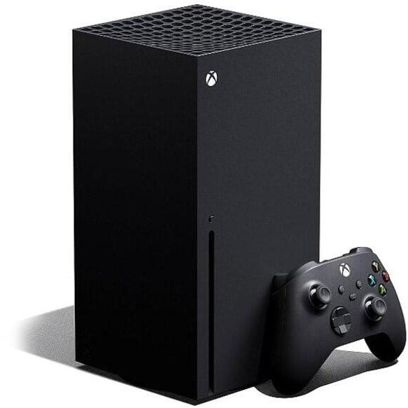 Xbox Series X черный [XBXeZ]