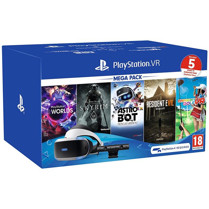 PlayStation VR 2019 Mega Pack V2 набор #2 [PSVRLP2]