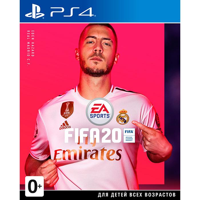 FIFA 20 для PlayStation 4 [PS4GF20]