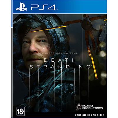Death Stranding для PlayStation 4 [PS4GDST]