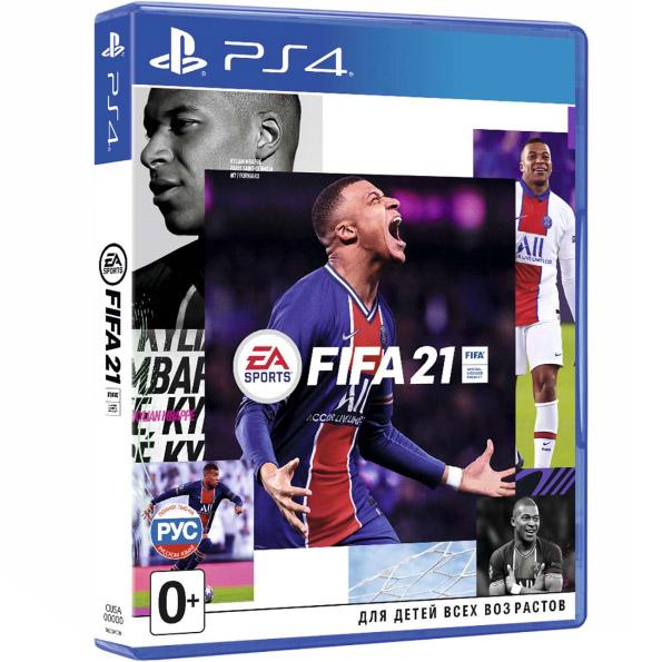 FIFA 21 игра для Sony PlayStation 4 [PS4GF21]