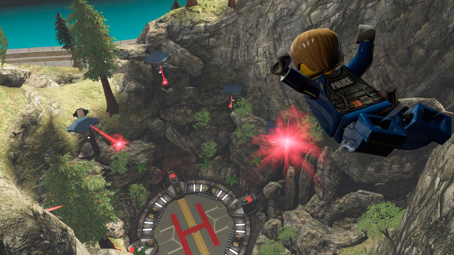 LEGO CITY Undercover для Sony PlayStation 4 купить в ...