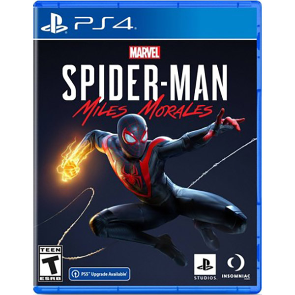 marvel человек-паук: майлз моралес игра для sony playstation 4 [ps4smmm]