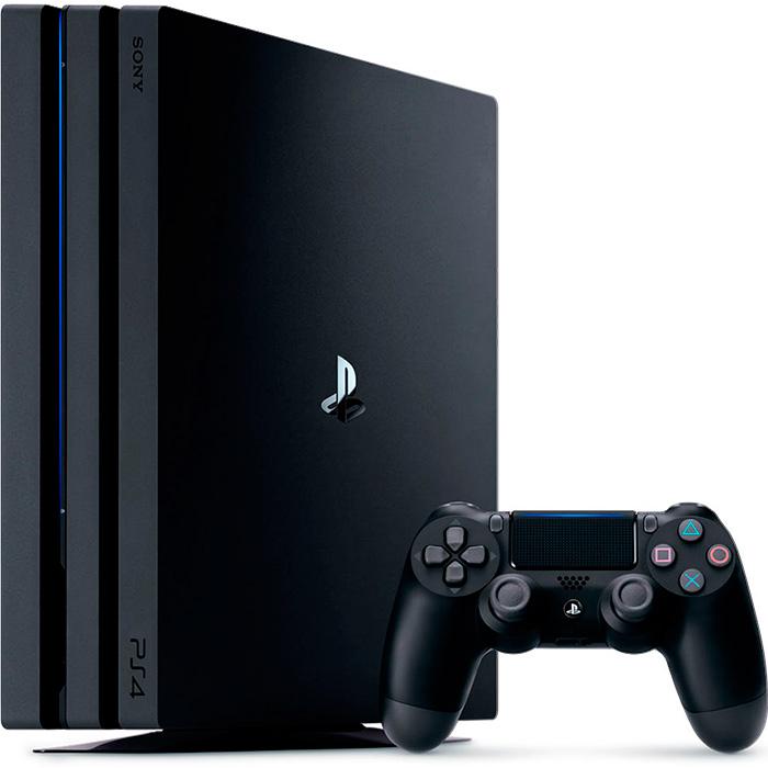 PlayStation 4 Pro игровая приставка [PS4P1Z]