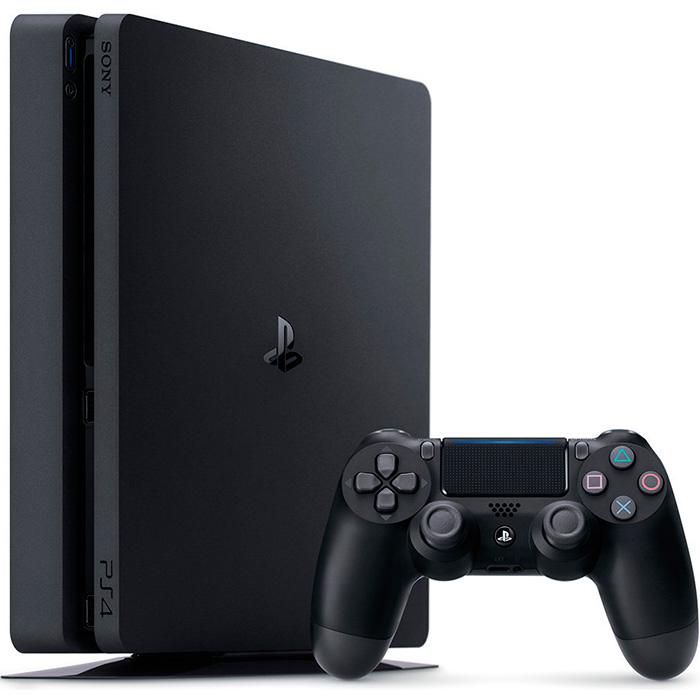 PlayStation 4 Slim 500Gb игровая приставка [PS4S5Z]