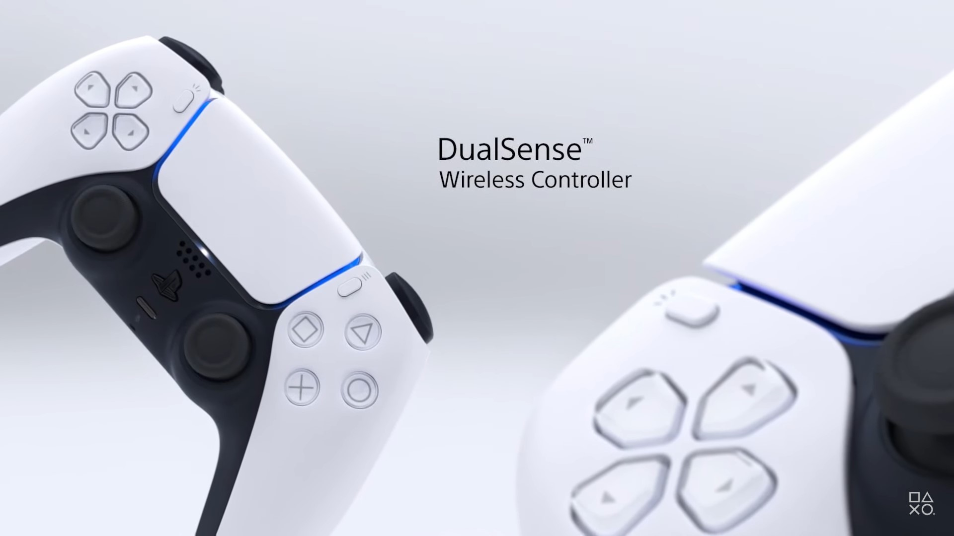 DualSense белый контроллер для PlayStation 5
