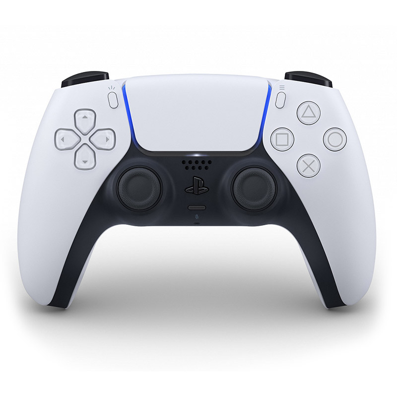 DualSense белый геймпад для PlayStation 5 [PS5ADSW]