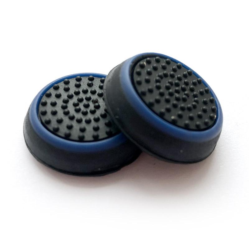 накладки на стики dualsense синий с черным [ps5nslb]