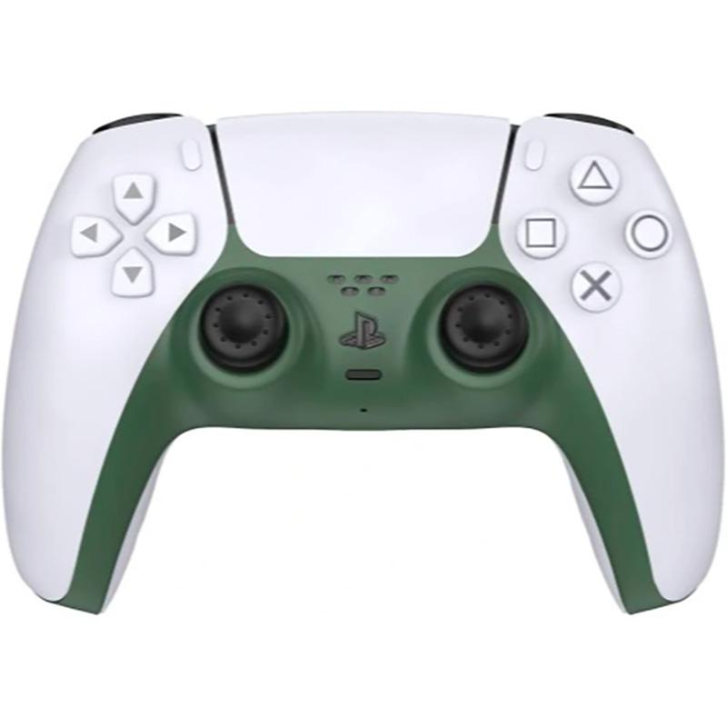 зеленый корпус для геймпада dualsense [ps5agc0542]