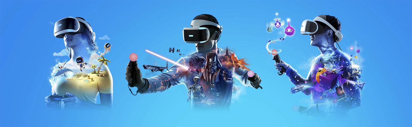 PlayStation VR Mega Pack для PS5