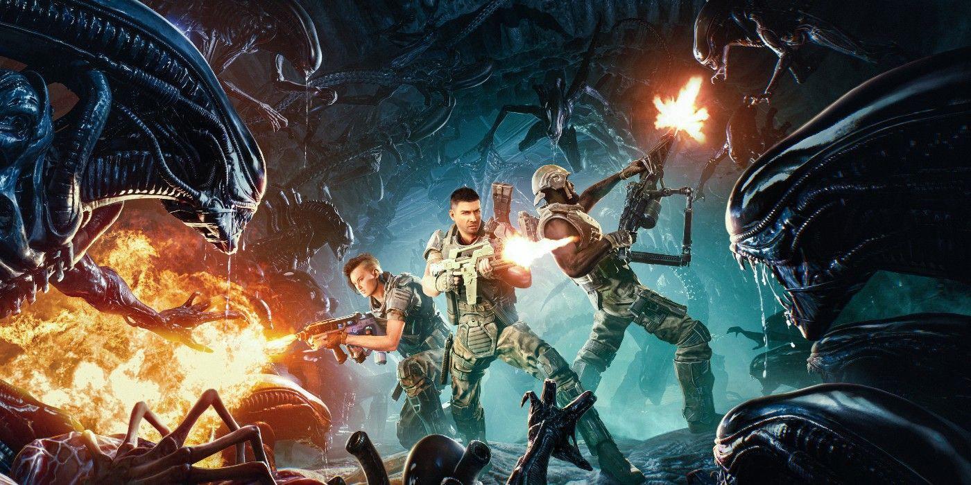 Aliens: Fireteam Elite  PlayStation 5